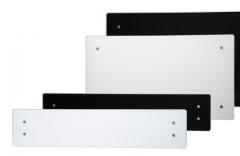 Jaunums: Stikla radiatori ADAX CLEA