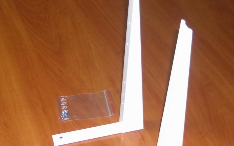 Kājas konvektoru novietošanai uz grīdas TFH