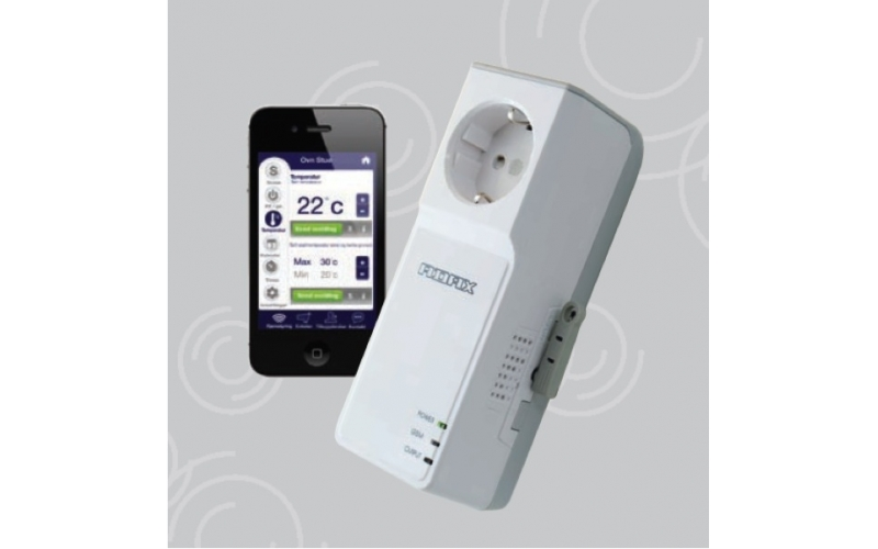 ADAX SET – GSM vadības sistēma