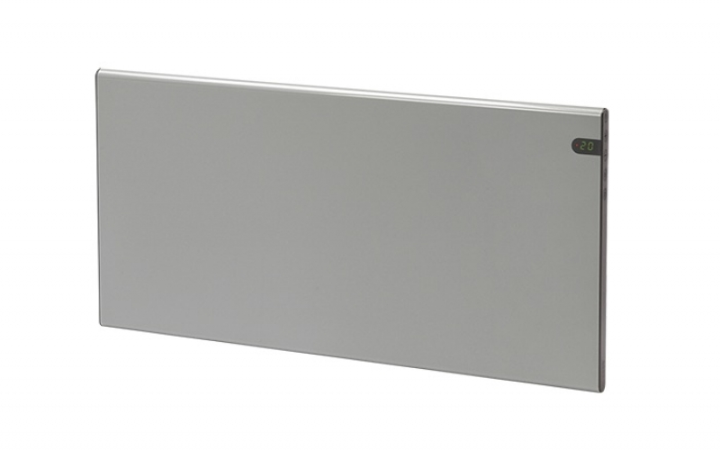 Elektriskais konvektors GLAMOX heating H30 H12 KDT Silver